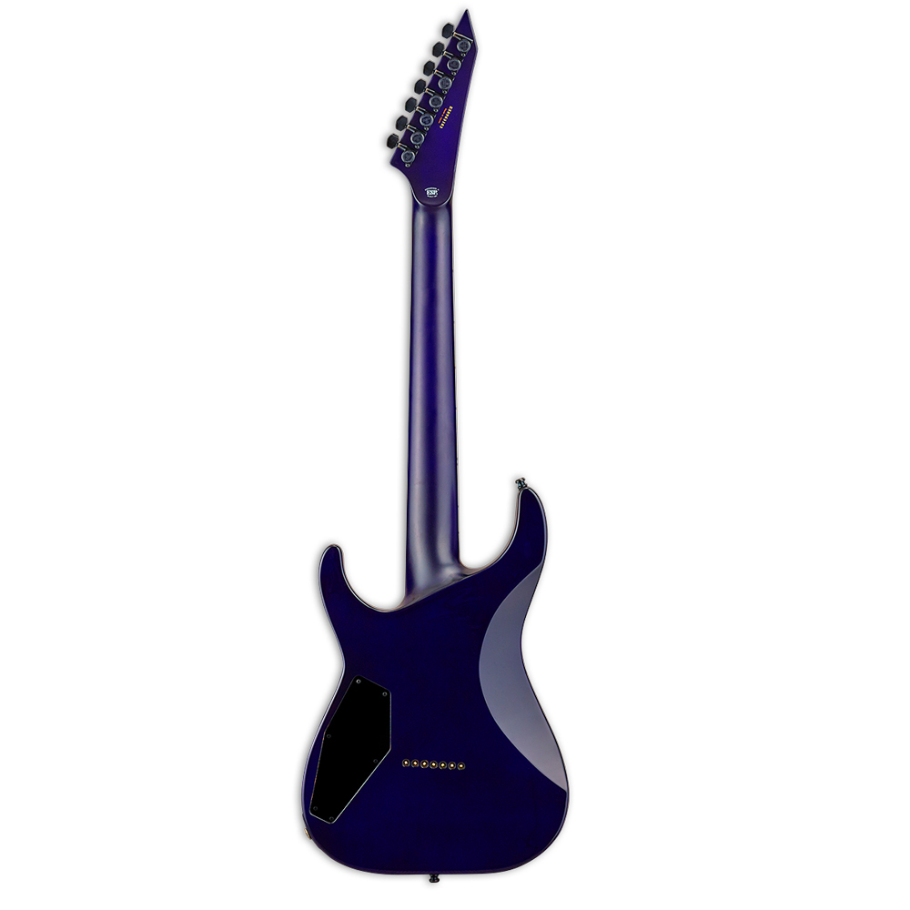 ESP E-II M II Purple Natural Fade w/ Bare Knuckle 7 String