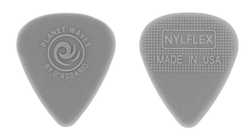 Planet Waves Nylflex Guitar Picks, 10 pack, Light