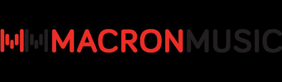 Macron Music Logo