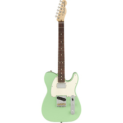 American Performer Telecaster with Humbucking Rosewood Fingerboard Satin Surf Green image