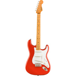 Squier Classic Vibe '50s Stratocaster Fiesta Red image
