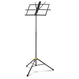 Hercules Music Stand Fold Up Light Weight BS050B image