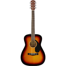 Fender CC-60S Concert 3-Colour Sunburst image