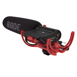 Rode Video Mic Rycote w/ Shock Mount image