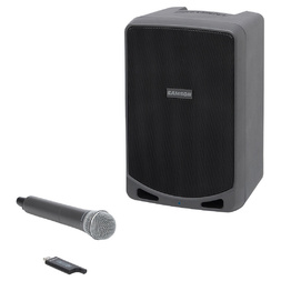Samson XP106W Portable Wireless PA System image