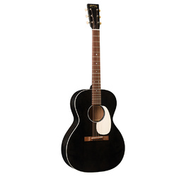Martin Grand Concert Black Smoke Acoustic Guitar w/ MatrixVT Enhance Amplification image