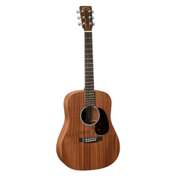 Martin Dreadnought Junior 15/16 JR-DJR2E Sapele w/pick-up image