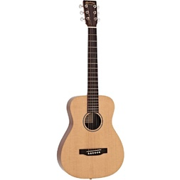 Martin LX1E Little Martin Acoustic Guitar w/Pick-Up image