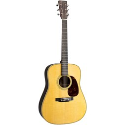 Martin Standard Series HD-28 Dreadnought Acoustic Guitar image