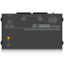 Behringer Micropower PS400 PreAmp image