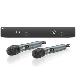 Sennheiser XSW 1-835 Digital Wireless Vocal System Dual Channel A Band image