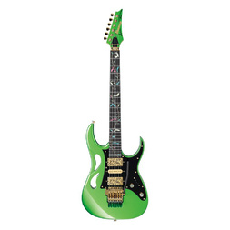 Ibanez Steve Vai Signature PIA3761 Electric Guitar Envy Green image