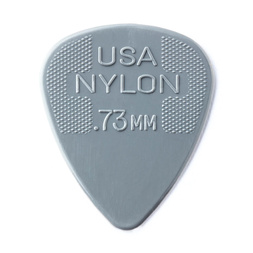 Dunlop Nylon Standard Single Pick (0.73mm) image