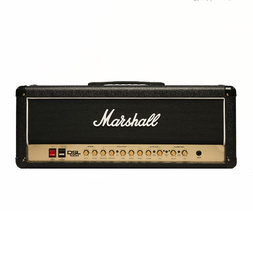 Marshall DSL100H: 100W 2 Channel Valve Head image