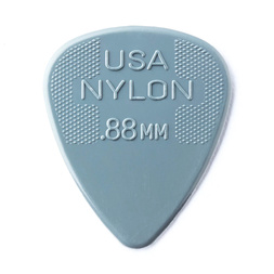 Dunlop Nylon Standard Single Pick (0.88mm) image