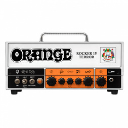 Orange Rocker 15 Watt Terror Head image