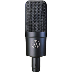 Audio Technica AT4033A Large Diaphragm Cardioid w/ Shock Mount & Case image