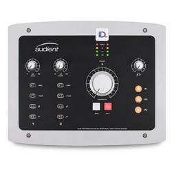 Audient ID22 10in/14out USB Desktop Interface With Premium Mic Preamps image