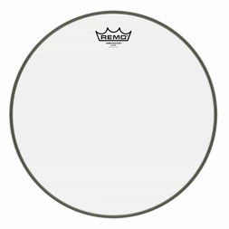 "Remo 13"" Clear Ambassador Drum Head image"
