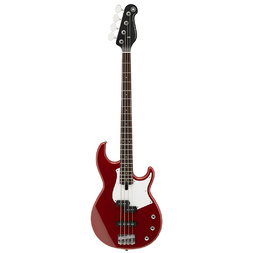 Yamaha BB234RR Electric Broad Bass Raspberry Red image