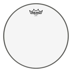 "Remo 10"" Clear Diplomat Drum Head image"