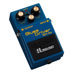 BOSS BD-2W Blues Driver Pedal WAZA Craft Special Edition image