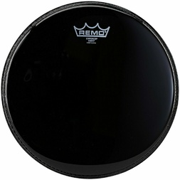 "Remo 14"" Ebony Emperor Drum Head image"