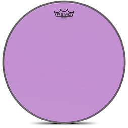 "Remo 10"" Colortone Emperor Purple Drum Head image"