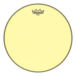 "Remo 10"" Colortone Emperor Yellow Drum Head  image"