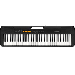 Casio CT-S100 Casiotone 61 Key Keyboard (Black) image