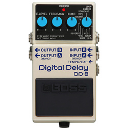 Boss DD8 Digital Delay Pedal image