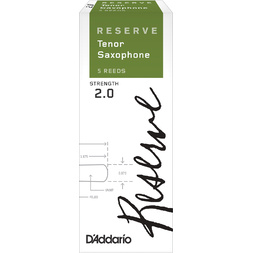 Rico Rico Reserve Tenor Saxophone Reed- 5 Pack - 2.0 image