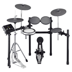 Yamaha DTX-532K Plus Electronic Drum Kit - BONUS pedal, stool, sticks and headphones image
