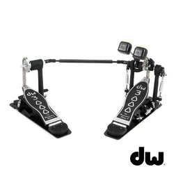 DW Double Bass Drum Pedal DWCP3002 3000 Series image