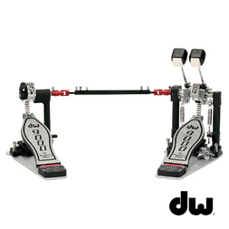 DW Double Bass Drum Pedal DWCP9002PC 9000 Series image