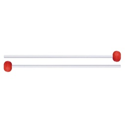 ProMark Discovery Series FPR30 Hard Red Rubber Orff Mallet image