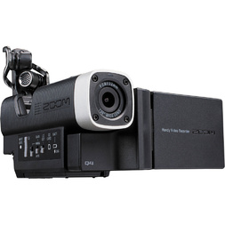 Zoom Q4 Handy Video Recorder Black image