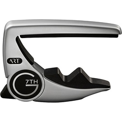 G7th Performance 3 Steel String Capo Silver image