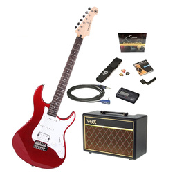 Yamaha Gigmaker 10 Electric Guitar Pack Red Metallic image