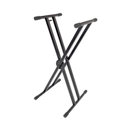 Jam Stand Double Braced Keyboard Stand JS-502D image