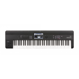Korg Krome 61 Key Portable Music Workstation- EX Demo Unit image