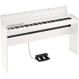 Korg LP180 Lifestyle White Digital Home Piano image