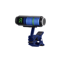 Korg Sledgehammer Custom 100 Clip-on Tuner Blue image