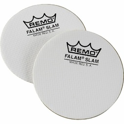 "Remo Falam Slam Patch 2.5"" Single Kick 2 Pieces  image"