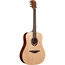 LAG T70D Dreadnought Solid Spruce Top image
