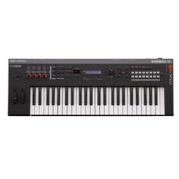 Yamaha MX49 Synthesizer Black image