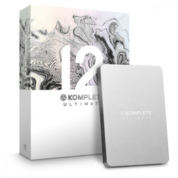 Native Instruments Komplete 12 Collectors Edition  image
