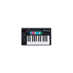 Novation Launchkey Mk2 25 key USB MIDI Keyboard image