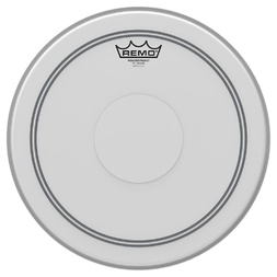 "Remo 14"" P3 Powerstroke 3 Coated w/ Clear Dot Drum Head image"