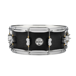 PDP by DW Concept Series Black Wax over Maple Snare Drum 14 x 5.5 image